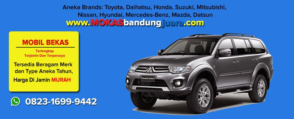 Sales Mobil Second Bekas Jakarta Terbaik